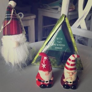 Other - Gnome salt and pepper shakers new in box